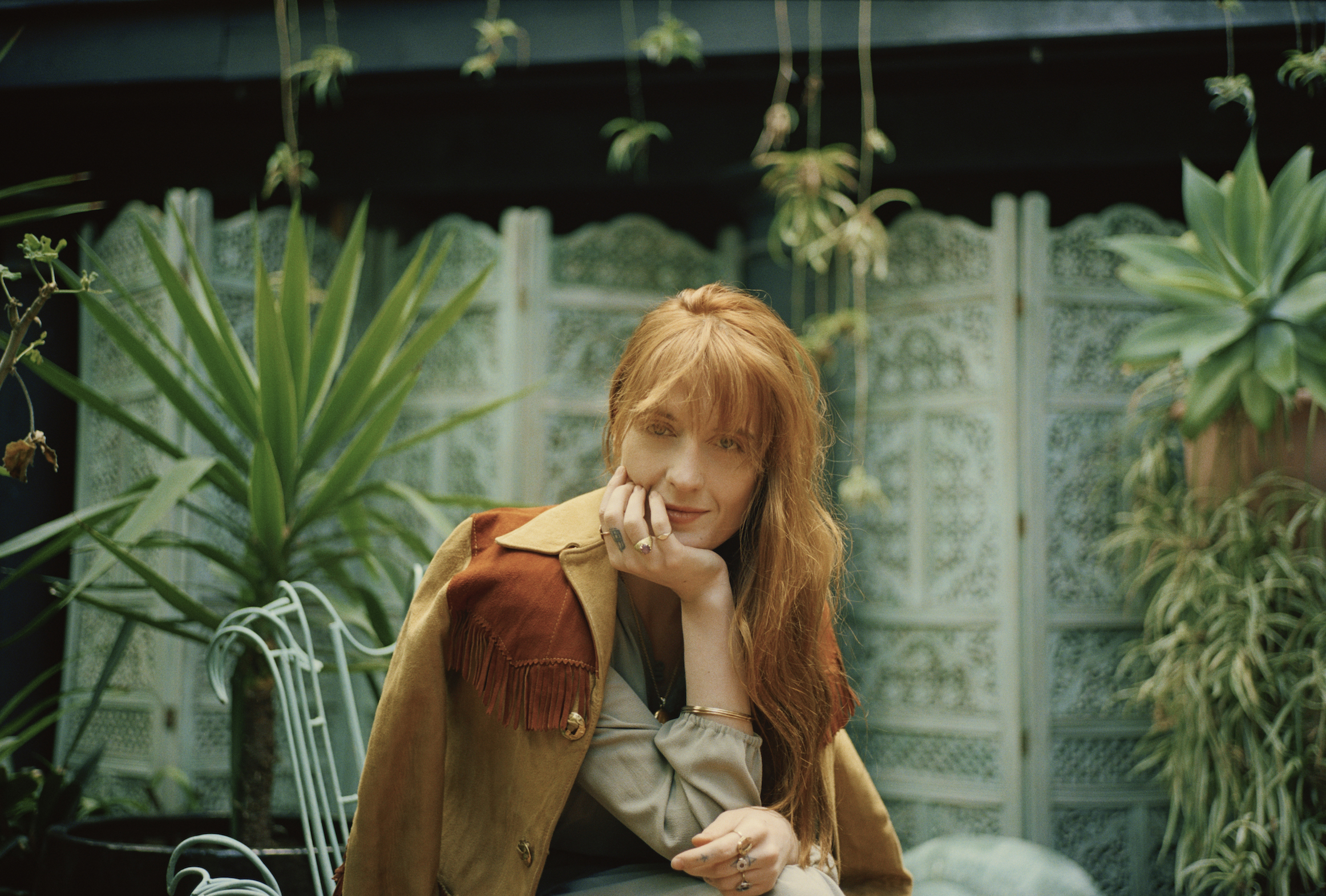 Foto Florence Welch k albu High as Hope
